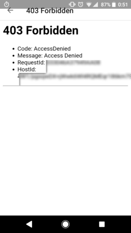PayPay-Login-Error