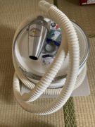 小型のサイクロン集塵機を自作してみた